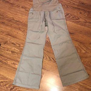 Maternity Khaki pants
